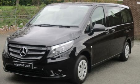 Mercedes-Benz Vito Tourer